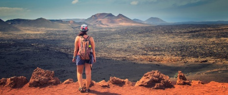 Timanfaya National Park, Lanzarote (Canary Islands)