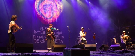 International Festival of the Celtic World in Ortigueira. A Coruña