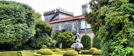 Pazo de Oca mansion