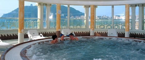 La Perla Spa, in Donostia - San Sebastián (Basque Country)