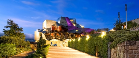 Marques de Riscal wineries