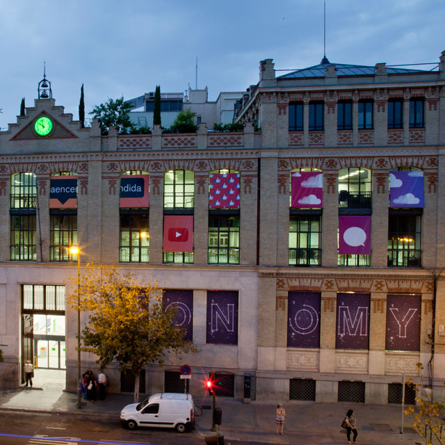 Casa Encendida, Madrid