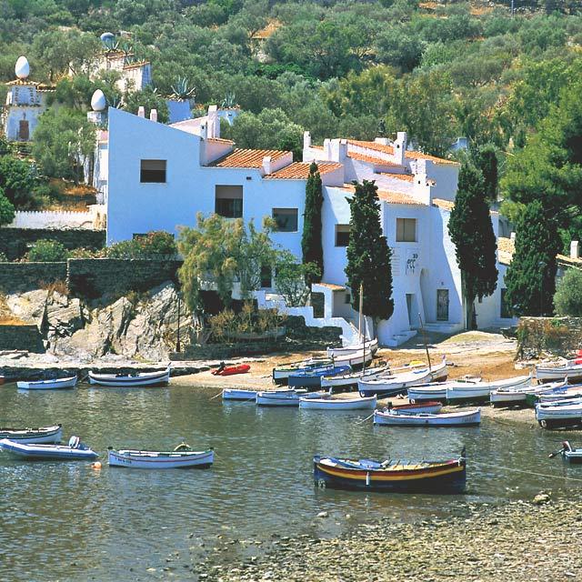 Salvador Dalí's house in Port Lligat
