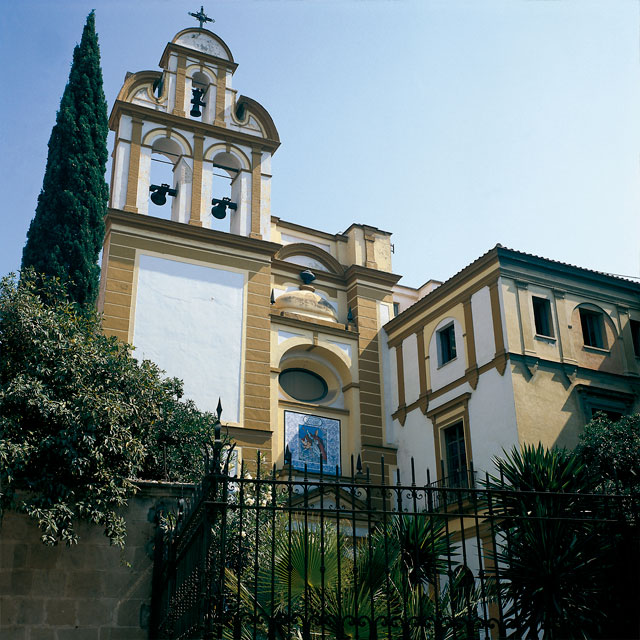 Church of San Agustín, Malaga