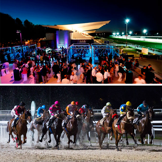 Nights at the Hipódromo de la Zarzuela, Madrid