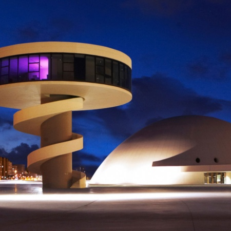 Niemeyer Centre in Avilés