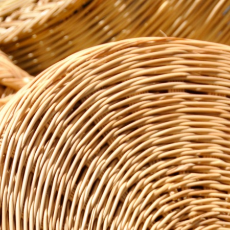 Artisanal baskets