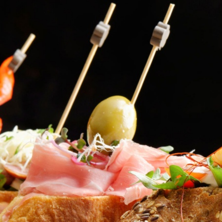 A selection of pinchos