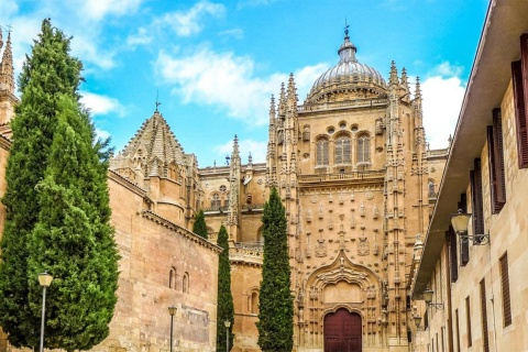 View of Salamanca Cathedral