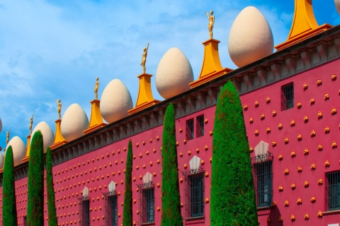 Dali Theatre-Museum, Figueres © Pavel Lipskiy
