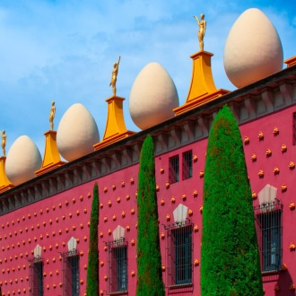 Theater-Museum Dalí, Figueres © Pavel Lipskiy