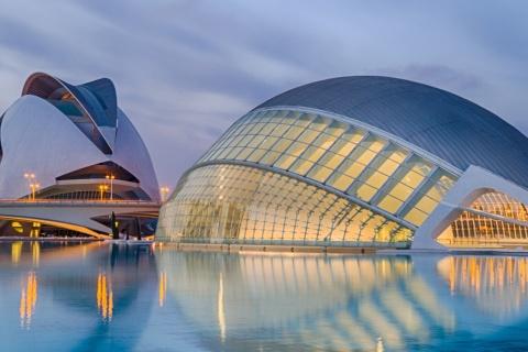 Conocer Valencia Ciudad De Las Artes Y De Las Ciencias Spain Info En Español