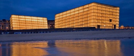 Kursaal Congress Centre and Auditorium, San Sebastian