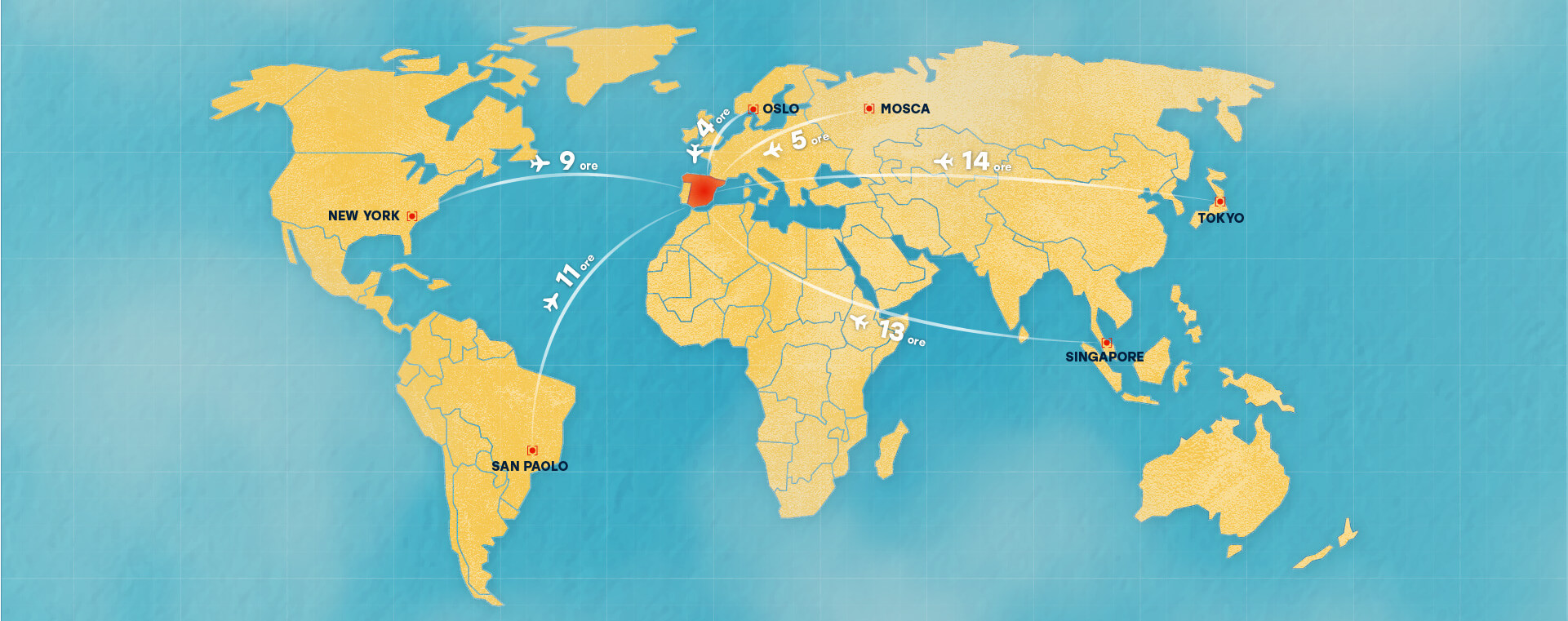 Aeroporti norvegia Cartina